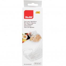 Saco para legumbres, máximo 2 kg, 37x5 cm Ibili