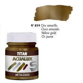 ACUALUX Metalizado TITAN