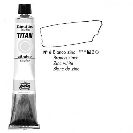 Óleos Titan Extra Finos 60ml