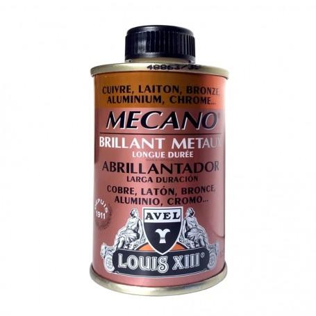 Mecano Abrillantador  Metales Louis XIII