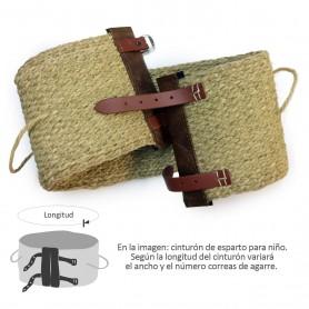Cinturón de Esparto Nazareno