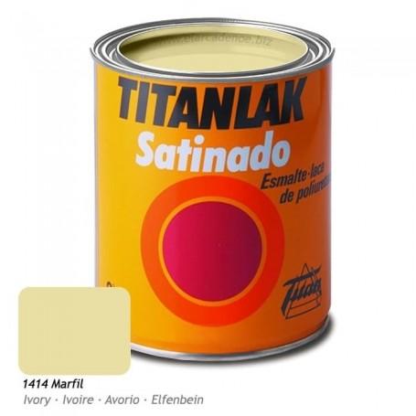 Esmalte Sintético Satinado Titanlak