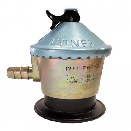 Regulador para Gas Butano Monfa