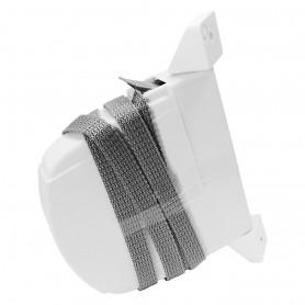 Comprar Recogedor Persiana Mini Exterior Abatible C/14 Marfil Gris Blanco Ferretería Sevilla Tomares