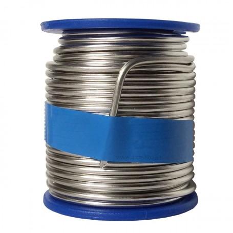 Estaño plata para soldar Sevilla 250 grs. Comprar  Fundente y estaño para cobre