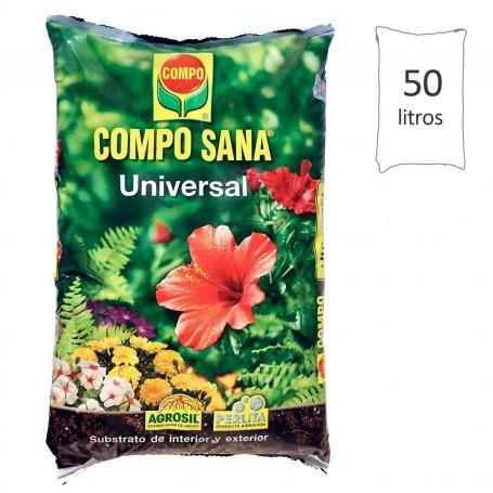 Mantillo 50 litros para plantas en macetas y jardín. Comprar para mis plantas mantillo. Sevilla.