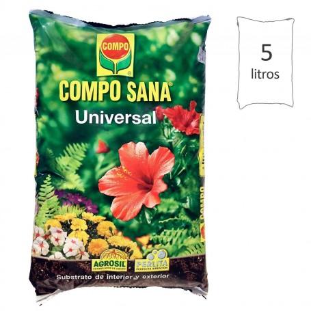Mantillo 5 Litros COMPO. Jardinería, productos cuidado jardín plantas: Abono, Fertilizantes, insecticidas... kilos, litros...