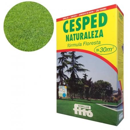 Semilla césped Fitó fórmula floresta. Cómo plantar semillas de césped.