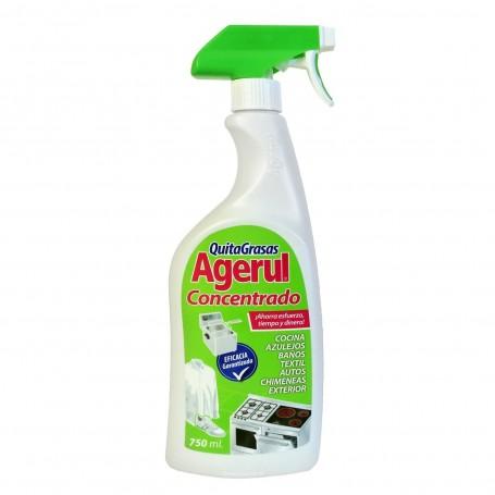 Desengrasante Agerul Comprar. Sevilla. Mejor precio Agerul Spray o recambio Sevilla, Tomares.