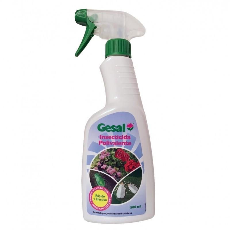 Insecticida Acaricida Gesal para ámbito doméstico
