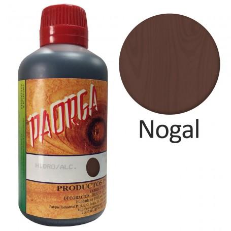 comprar Tinte Nogal Hidroalcohólicos para madera Paorga