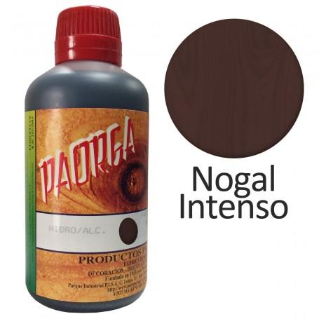 Tinte Nogal Intenso oscuro Hidroalcohólicos para madera Paorga Comprar