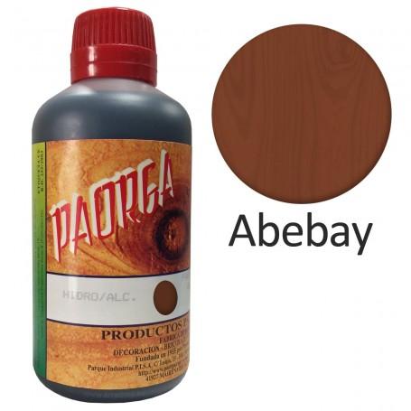 comprar Tinte abebay Hidroalcohólicos para madera Paorga Comprar sevilla