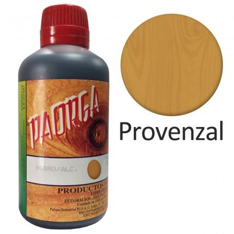 Paorga Tinte provenzal Hidroalcohólicos teñir madera Sevilla
