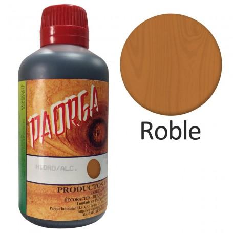 Comprar Tinte Paorga roble Hidroalcohólicos teñir madera Sevilla