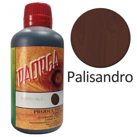 Tinte palisandro Paorga . Comprar Tintes Hidroalcohólicos. Tinte al alcohol.  Sevilla