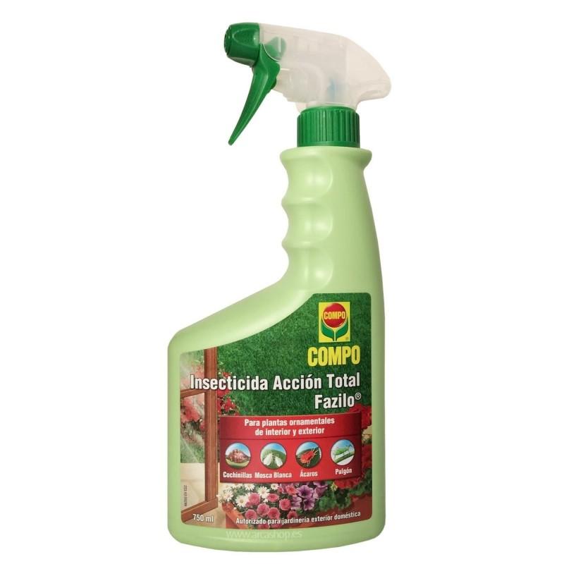 Insecticida Acción Total Fazilo COMPO