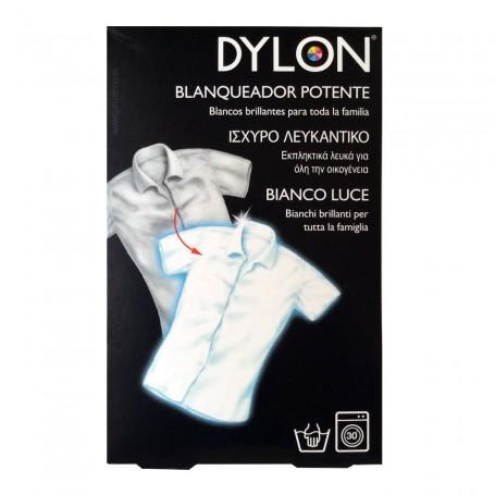 Blanqueador para ropa blanca amarilleada lavadora y a mano Dylon