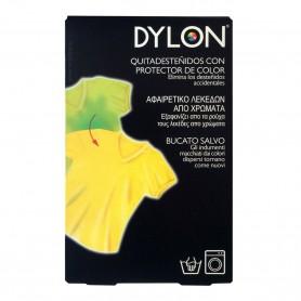 Comprar quitadesteñidos con protector de color Dylon para la ropa y lavar a mano o ma máquina. Sevilla Tomares