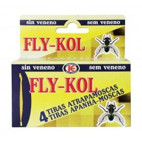 Fly-kol, tiras atrapamoscas