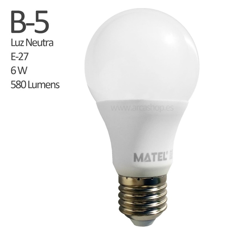 Bombillas Led Standard