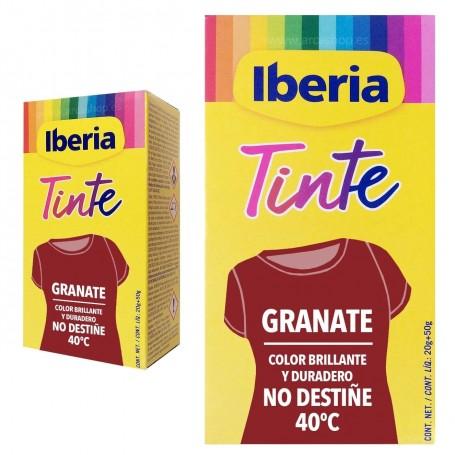 Tinte Iberia Granate