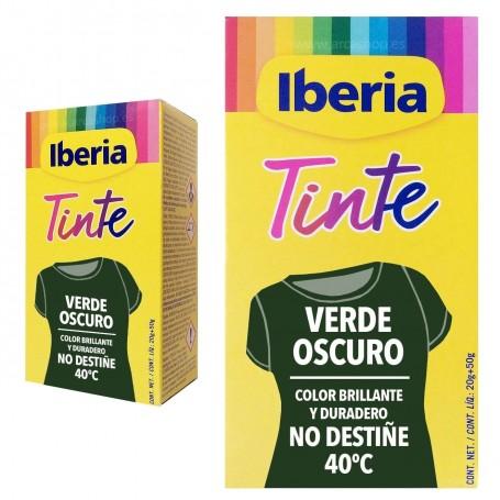 Tinte Iberia Verde Oscuro