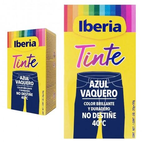 Tinte Iberia Azul Vaquero