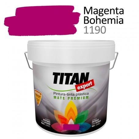 Tintan Export 4 litros color magenta bohemia 1190