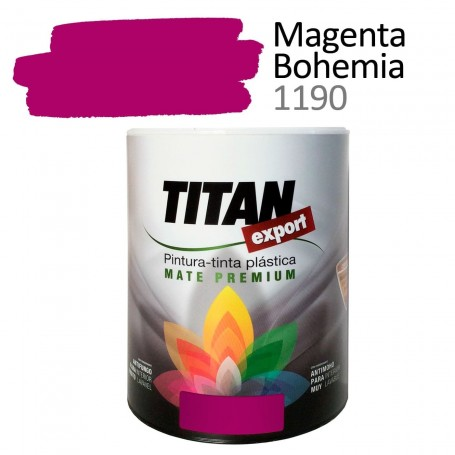 Tintan Export 750ml color magenta bohemia 1190