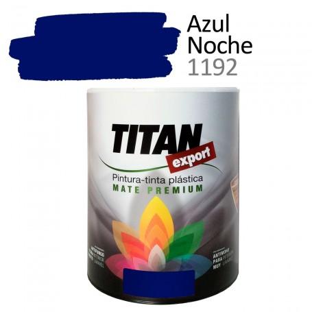 Tintan Export 750ml color azul noche 1192