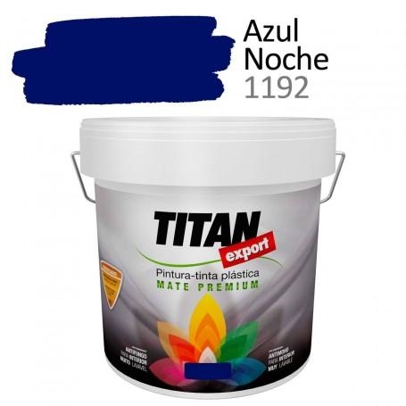 Tintan Export 4 litros color azul noche 1192