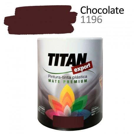 Tintan Export 750 ml color chocolate 1196