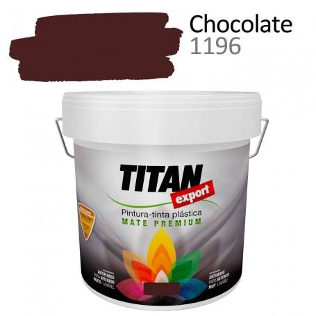 Tintan Export 4 litros color chocolate 1196