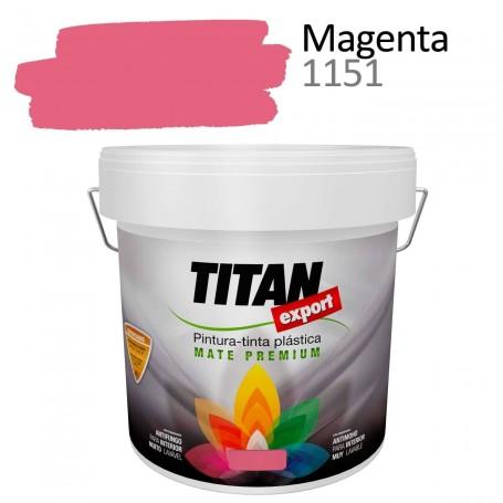 Tintan Export 4 litros color magenta 1151
