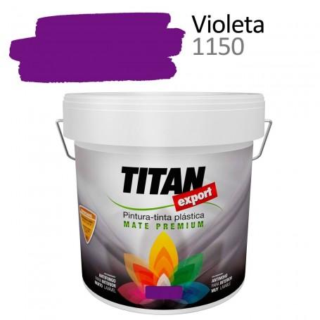 Tintan Export 4 litros color violeta 1150