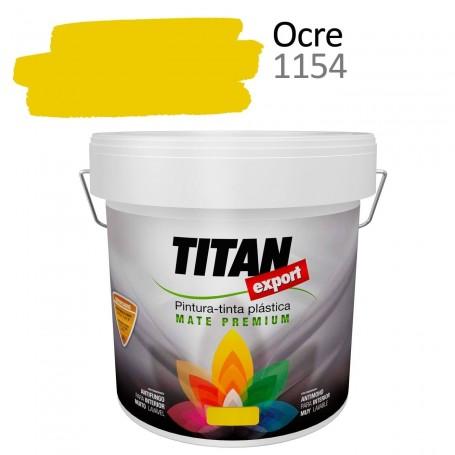 Tintan Export 4 litros color ocre 1154