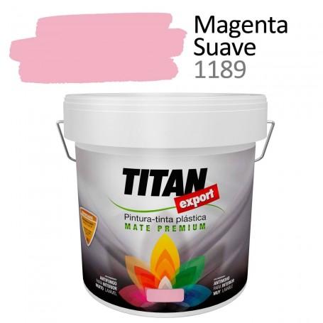 Tintan Export 4 litros color magenta suave 1189