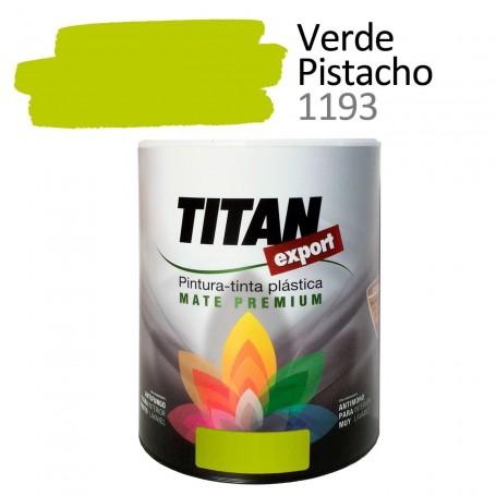 Comprar pintura plástica Tintan Export 750 ml verde pistacho 1193
