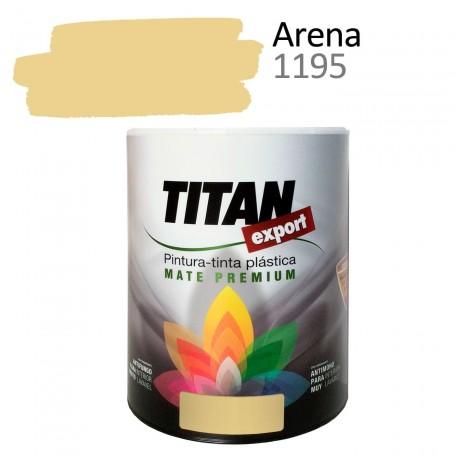 Comprar pintura interior Tintan Export 750 ml arena 1195