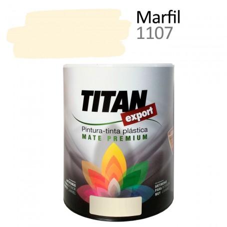 pintura interior mate Tintan Export 750 ml marfil 1107