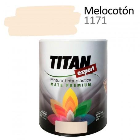 pintura plástica sevilla Tintan Export 750 ml melocotón 1171