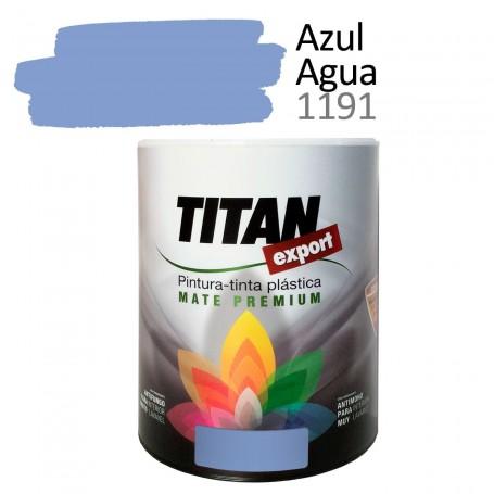 Comprar pintura sevilla Tintan Export 750 ml azul agua 1191