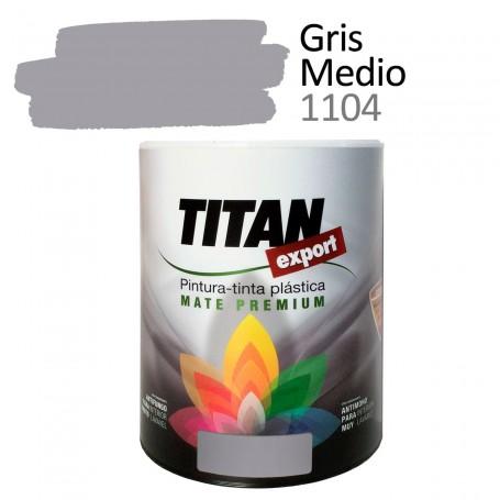 Tintan Export 750 ml  Gris 1104 Pintura Plástica interior mate Sevilla, Tomares.