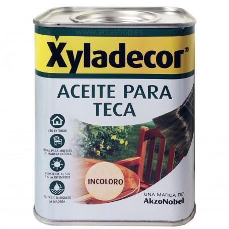 Aceite madera Teca Xyladecor