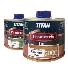 Tintes Ebanisteria 2000 Titan