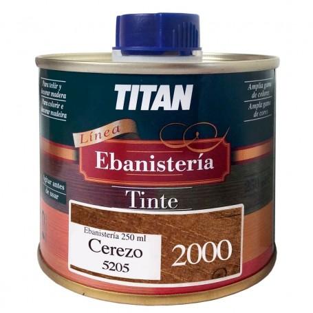 Tinte Cerezo Ebanisteria 2000 Titan madera