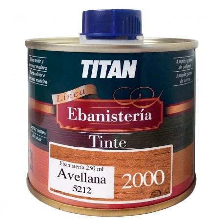Tinte Avellana Ebanisteria 2000 Titan madera