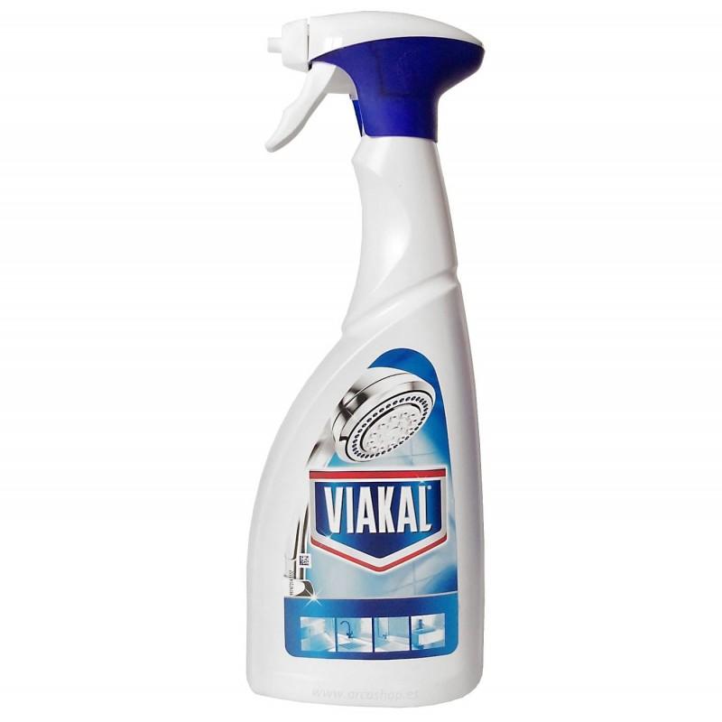 Viakal Líquido y Spray