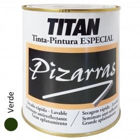 Pintura Pizarra Escolar Titan Cocinas, paredes, colegios, pintura para pintar con tiza